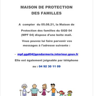 Maison de protection des familles